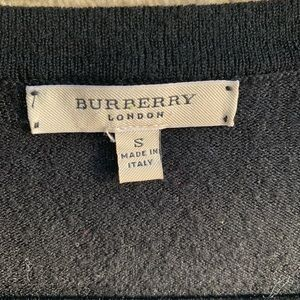 Burberry Sweater Small